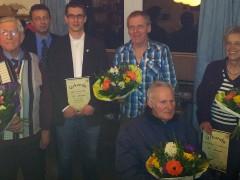 Martin Tillmans: 75 Jahre Mitglied bei den Zebras – Jahreshauptversammlung beim SV Rindern