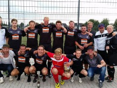 Reserve gewinnt Boskamp-Turnier