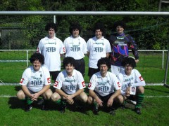 Fußball-Jux-Turnier beim SV Rindern zur Kirmes