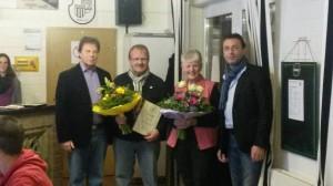 Jubilare SV Rindern 2014