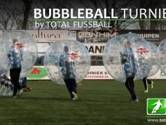 Zebras steigen zur Kirmes wieder in die Bubble-Balls