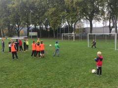 Trainingslager der D-Jugend