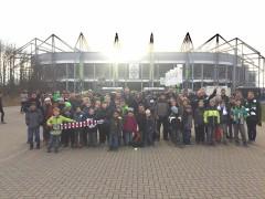 Jugendabteilung im Borussia Park