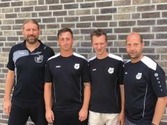 Vier Torwarttrainer für die jungen Zebras