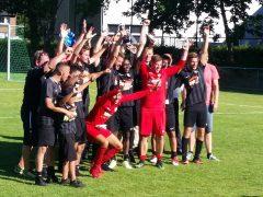 Turniersieg beim Innogy-Soccer-Cup